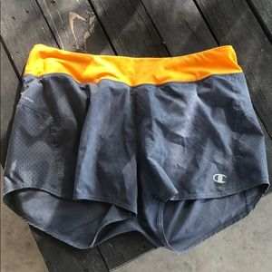 Champion performax athletic shorts